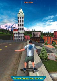 Skateboard Park Tycoon 2004: Back in the USA – фото обложки игры
