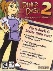 Diner Dash 2: Restaurant Rescue – фото обложки игры