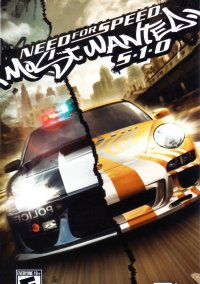 Need for Speed Most Wanted 5-1-0 – фото обложки игры