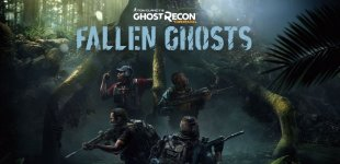 Tom Clancy's Ghost Recon: Wildlands. Релизный трейлер DLC Fallen Ghosts