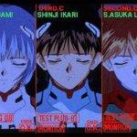 Скриншот Neon Genesis Evangelion: Girlfriend of Steel – Изображение 1