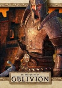 The Elder Scrolls IV: Oblivion – фото обложки игры