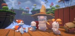 Lucky's Tale. Анонс Xbox One-версии с E3 2017