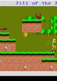 Jill of the Jungle – фото обложки игры