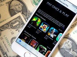 Apple решила поддержать игры без микроплатежей