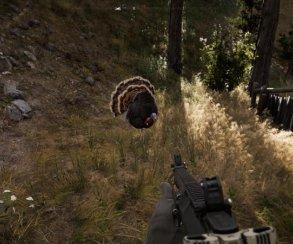 Индюки вFar Cry 5 оказались слишком опасными! Будьте осторожны!