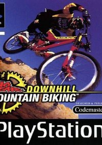 No Fear Downhill Mountain Biking – фото обложки игры