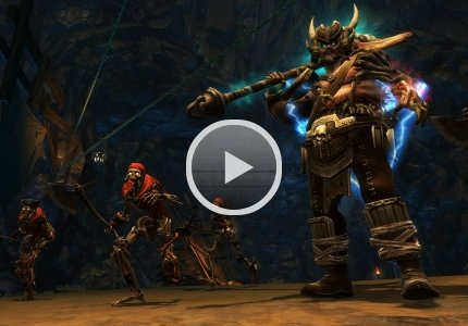 Kingdoms of Amalur: Reckoning – The Legend of Dead Kel Trailer