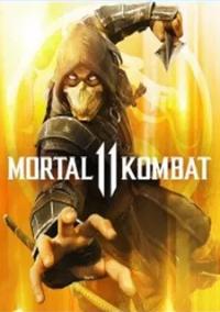 Mortal Kombat 11 – фото обложки игры