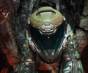 Что скрывает от игрока камера в новой Doom? Безголового героя, например!