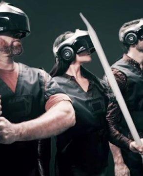 Oculus Rift против HTC Vive