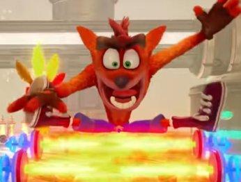 Crash Bandicoot N. Sane Trilogy. Релизный трейлер новых платформ и обновления