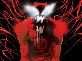 Какбы выглядели Железный человек, Халк, Сорвиголова идругие герои, еслибы ихподчинил Карнаж?