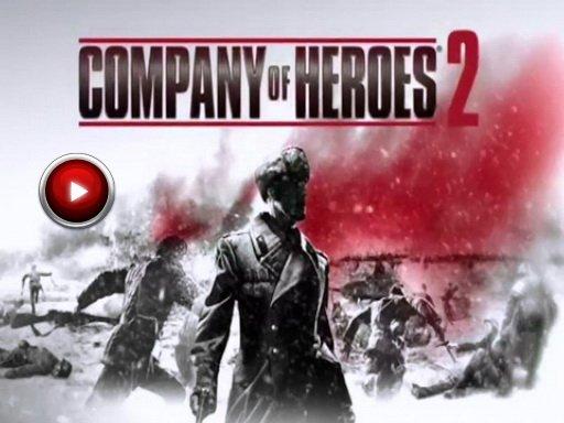 Company of Heroes 2. Геймплейный трейлер с информацией о предзаказе
