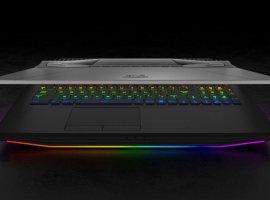 MSI представила топовый игровой ноутбук MSI GT76 Titan