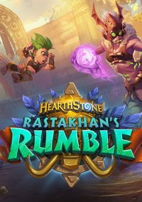 Hearthstone: Rastakhan's Rumble – фото обложки игры