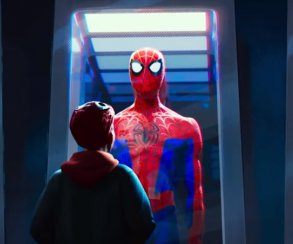 Что показали втрейлере Spider-Man: Into the Spider-Verse. Зеленый гоблин, Гвен-паук иКингпин?