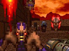Встречайте Doom 4 Vanilla: геймплей хита 2016 года на движке классики