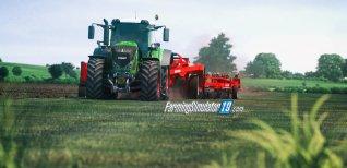 Farming Simulator 19. Анонсирующий трейлер