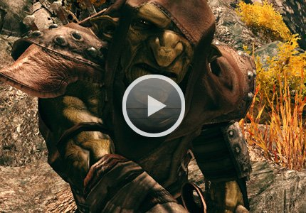 Of Orcs and Man