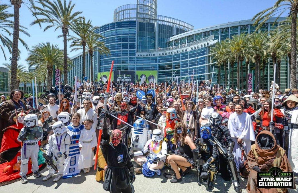 Пять человеческих историй со Star Wars Celebration | Канобу