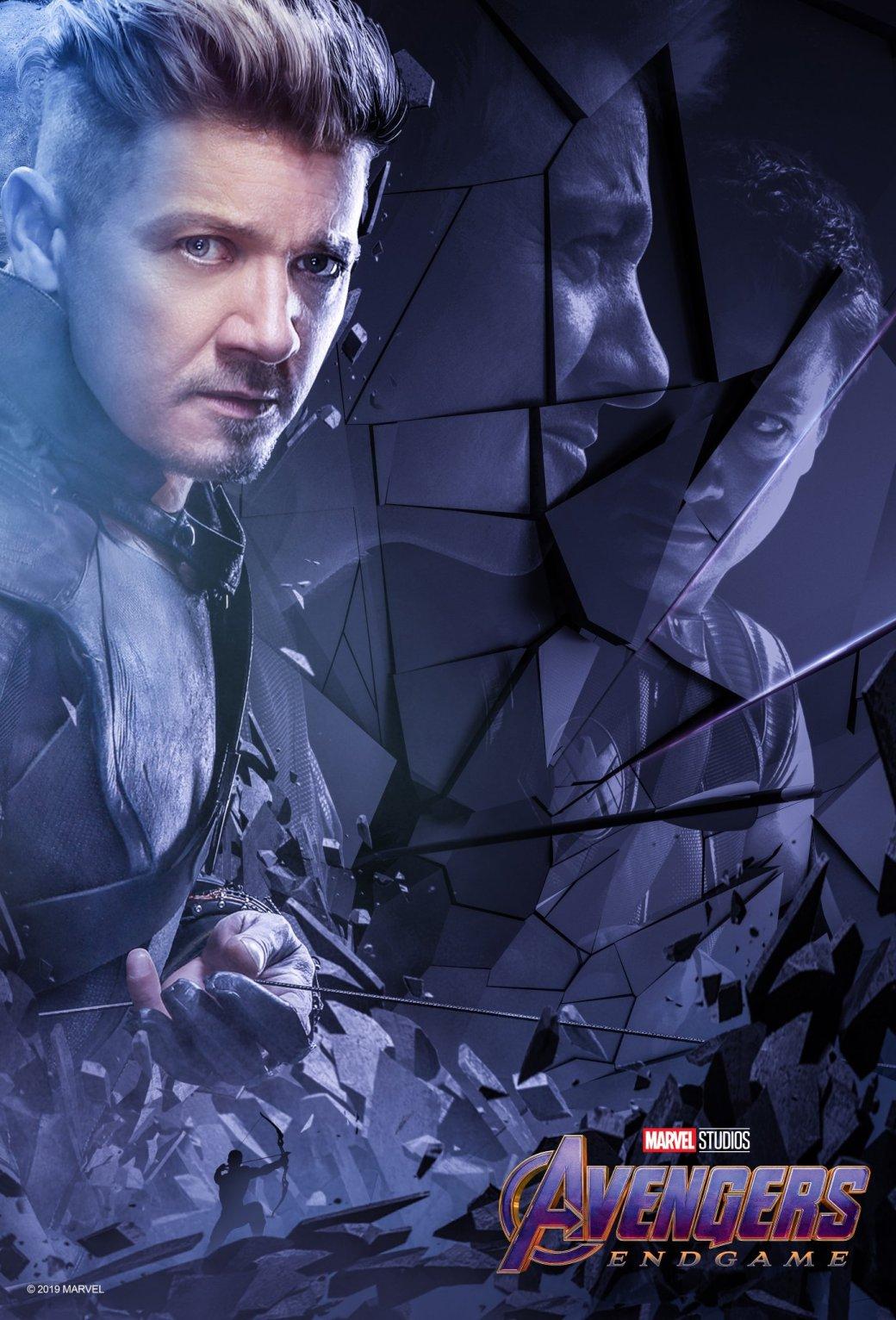 Новые постеры «Мстителей: Финал» отBossLogic посвящены долгому пути оригинальной шестерки вMCU | Канобу - Изображение 7