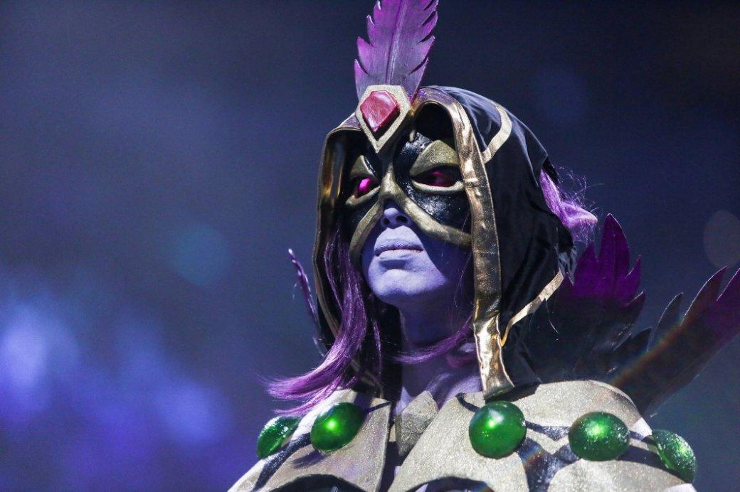 Лучший косплей по Dota 2 c The International - фото девушек в костюмах из Dota 2 | Канобу - Изображение 17