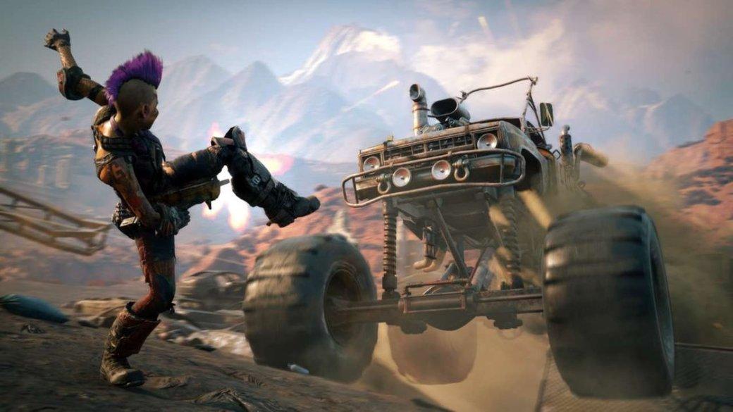 Трейлер с погонями RAGE 2, дата выхода на PS4, Xbox One и PC. TGA 2018   Канобу - Изображение 1