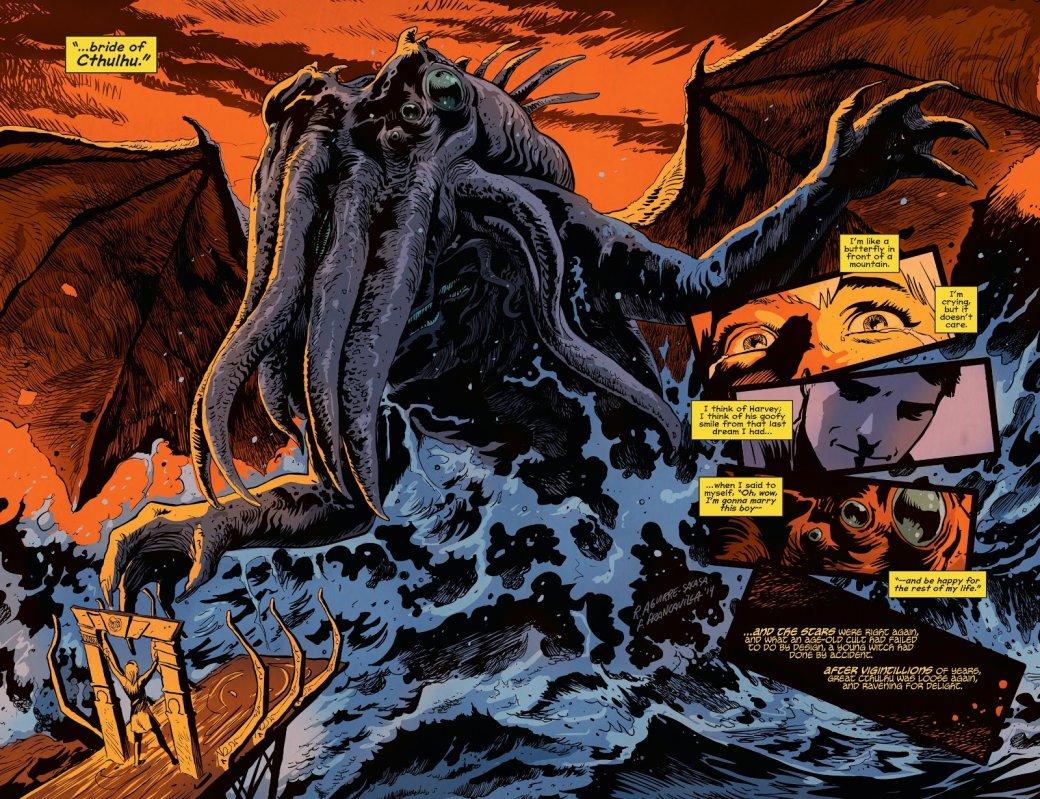 Archie Horror— как мирный Ривердейл превратился впристанище ведьм, оборотней изомби | Канобу - Изображение 6