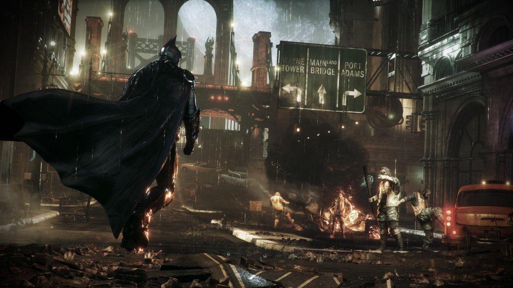Лучшие игры про Бэтмена— понашему субъективному мнению | Канобу - Изображение 5