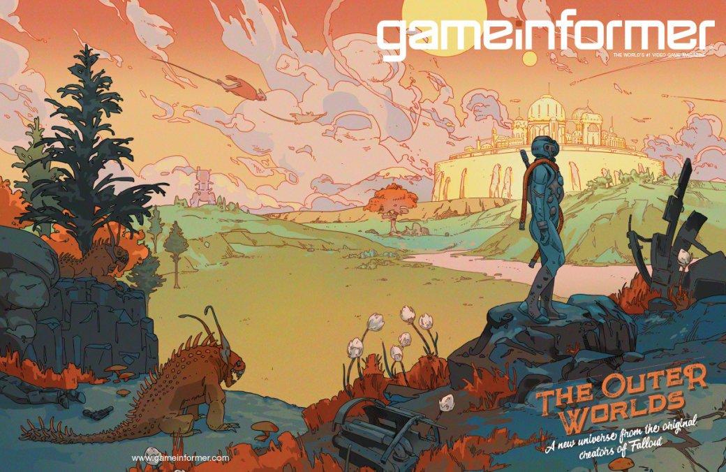Подробности The Outer Worlds измартовского номера Game Informer | Канобу - Изображение 2329