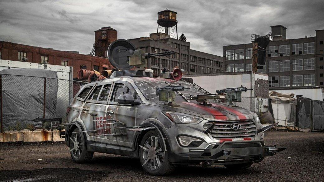 Реальность и«Ходячие мертвецы»— настоящие машины для выживания взомбиапокалипсисе | Канобу - Изображение 5
