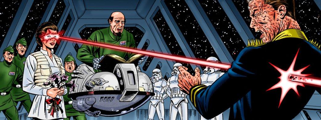 Самое смешное в «Звездных войнах». Самые странные книги, комиксы и фильмы по «Звездным войнам» | Канобу - Изображение 1