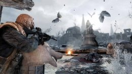 Создатели Metro: Exodus используют в своей игре технологию бинаурального аудио, как в Hellblade
