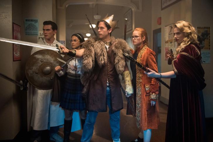 10 cамых странных моментов в сериале «Ривердейл» (Riverdale)   Канобу - Изображение 6999