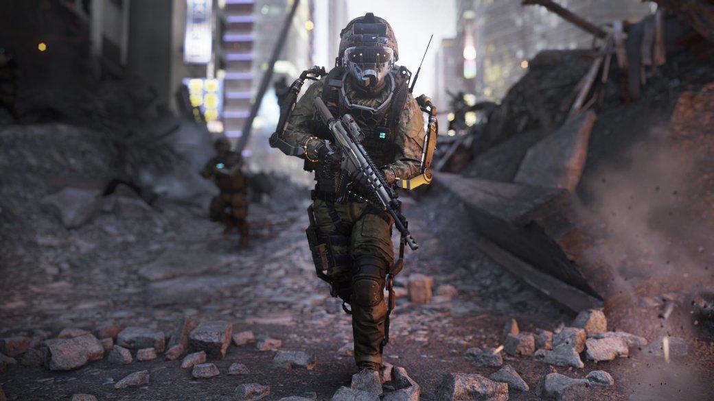 Advanced Warfare прогнала GTA 5 с первого места британского чарта | Канобу - Изображение 1