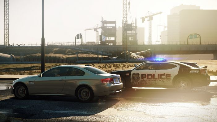 Рецензия на Need for Speed: Most Wanted (2012)