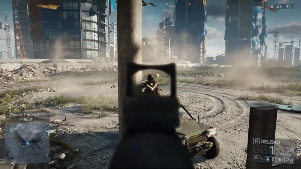 DICE экстренно обновит Battlefield 4    Канобу - Изображение 9037