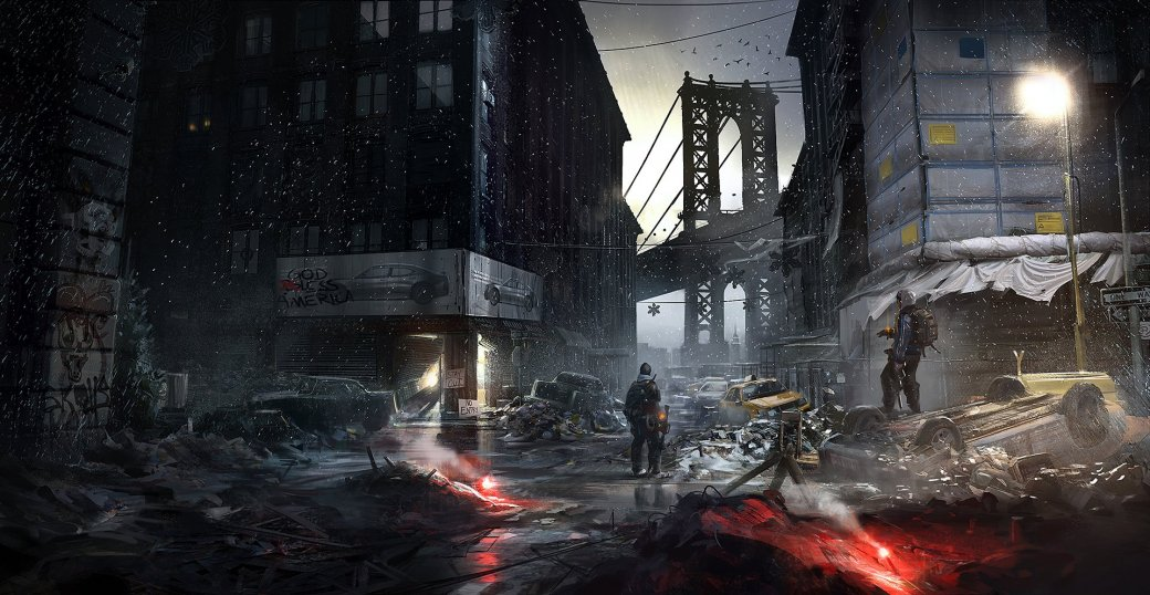 Обзор Tom Clancy's The Division - рецензия на игру Tom Clancy's The Division | Рецензии | Канобу