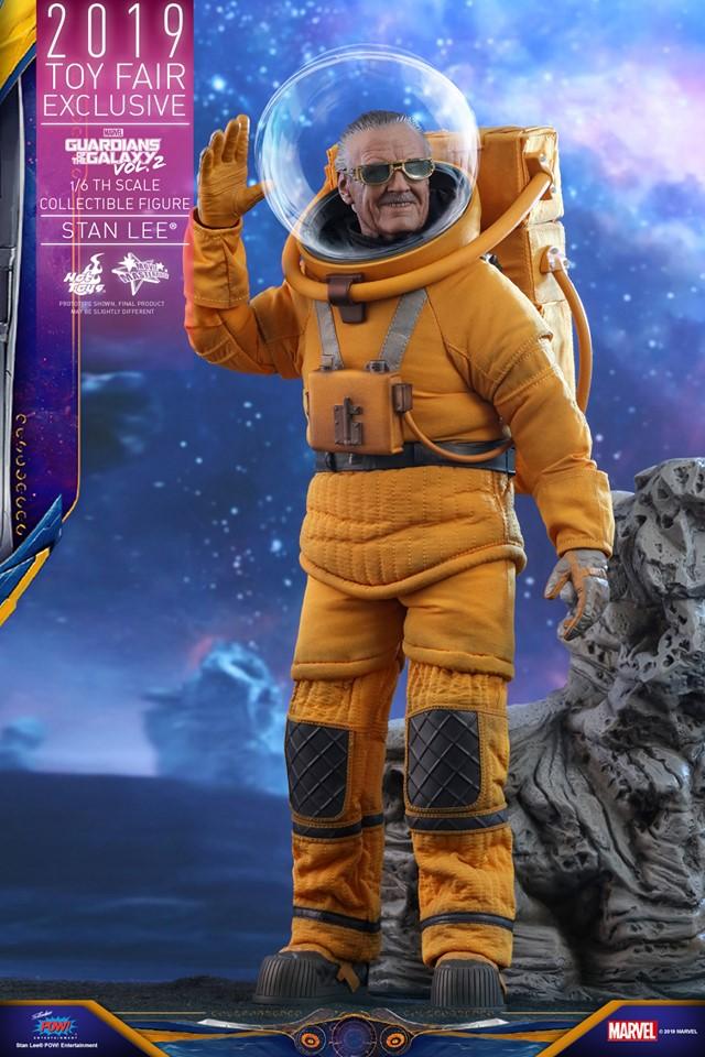 Hot Toys выпустит экшен-фигурку Стэна Ли из «Стражей галактики 2». Она выглядит потрясающе!    Канобу - Изображение 7