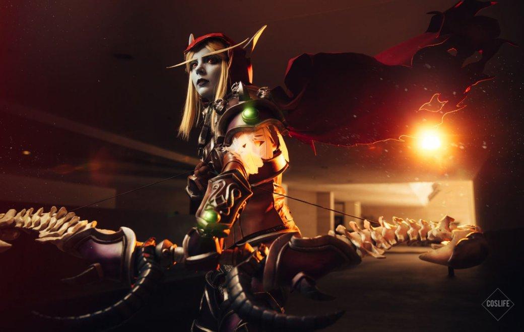 Лучший косплей по Warcraft – герои и персонажи WoW, фото косплееров   Канобу - Изображение 1
