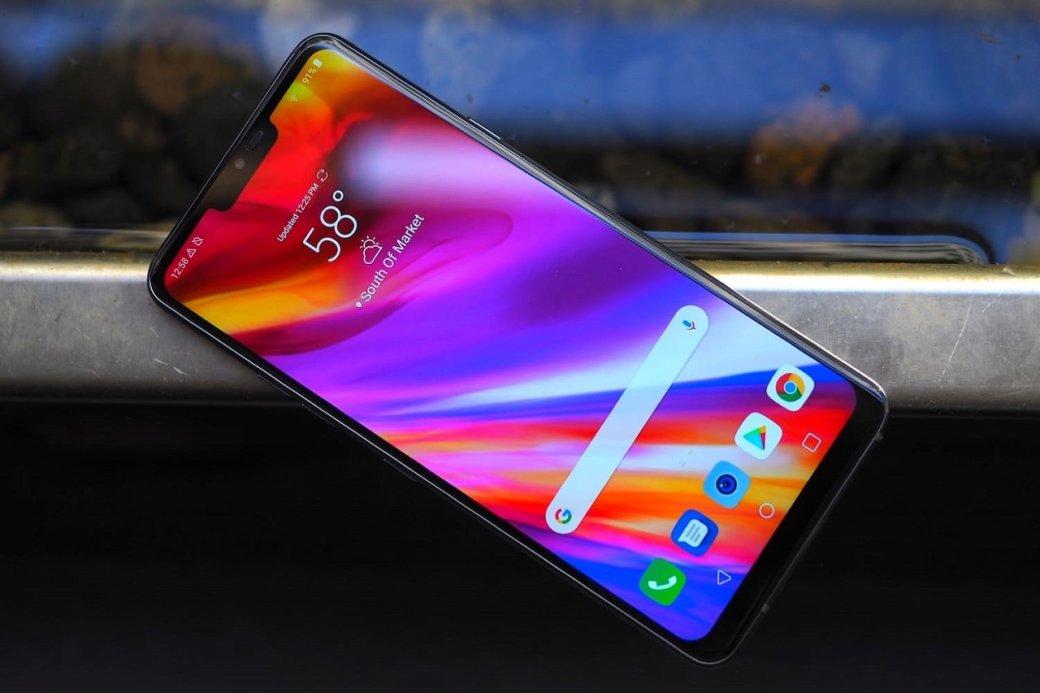 Опубликованы детальные пресс-рендеры смартфона LGG8ThinQ | Канобу - Изображение 11001