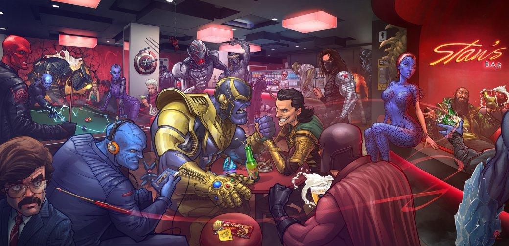 Тест: кто тыиззлодеев киновселенной Marvel?. - Изображение 1
