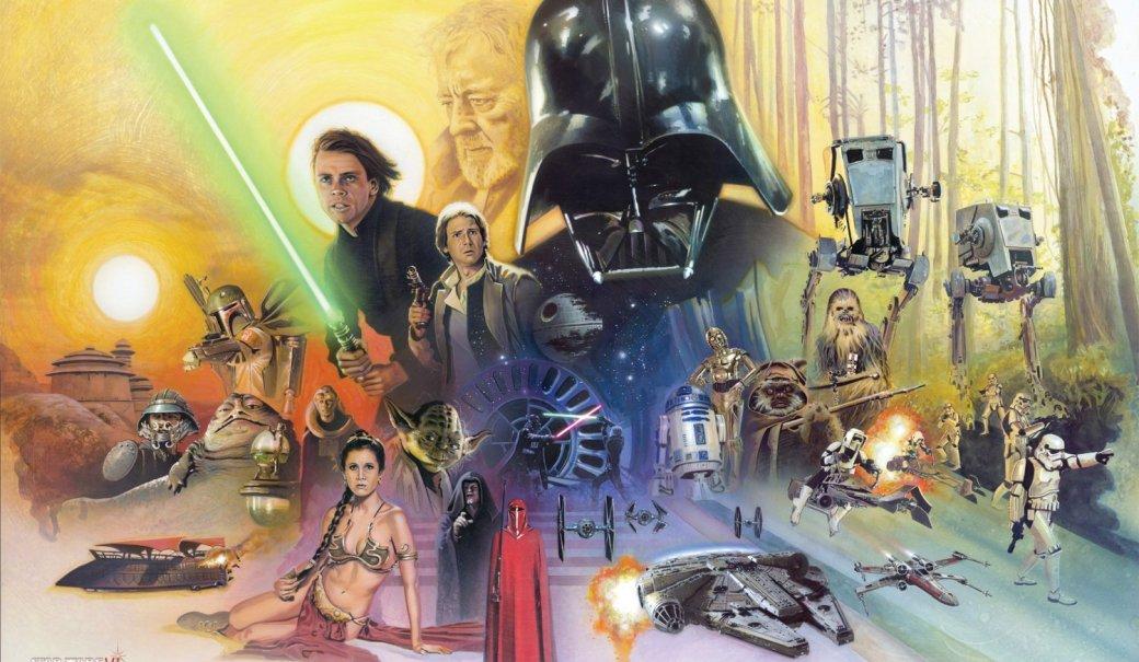 В чем уникальность оригинальной трилогии «Звездных войн»   Канобу
