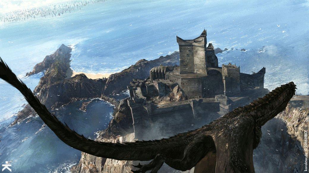 Взгляните напотрясающие концепт-арты 7 сезона «Игры престолов». - Изображение 1