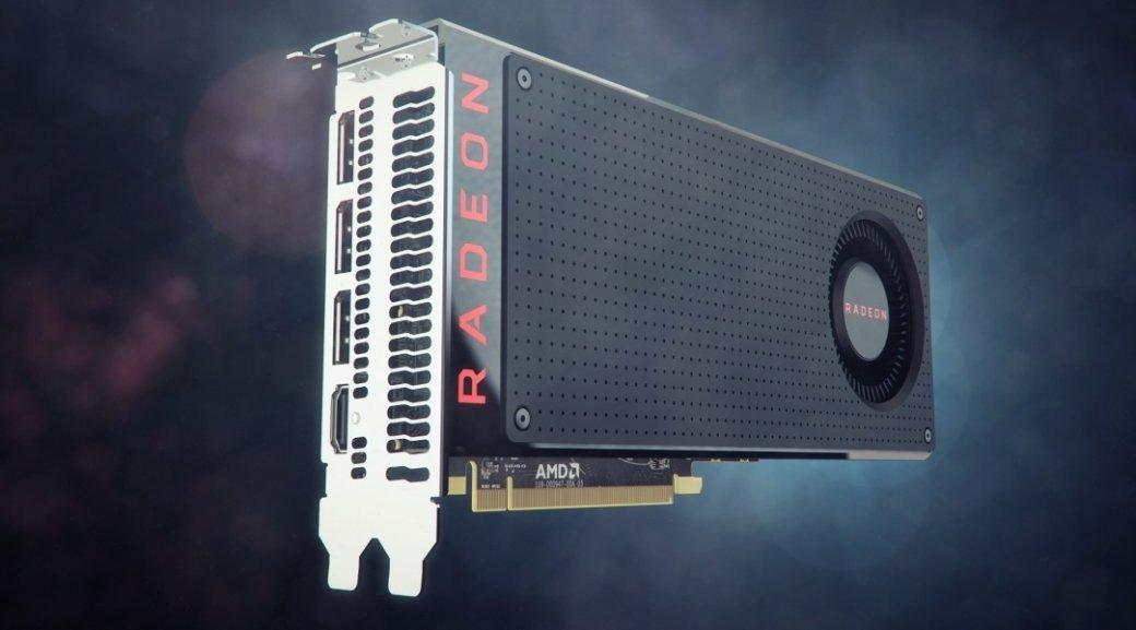 Новая информация о видеокарте AMD Radeon RX 3080 (Navi): будущий конкурент GeForce GTX 1080 за $260 | Канобу - Изображение 1