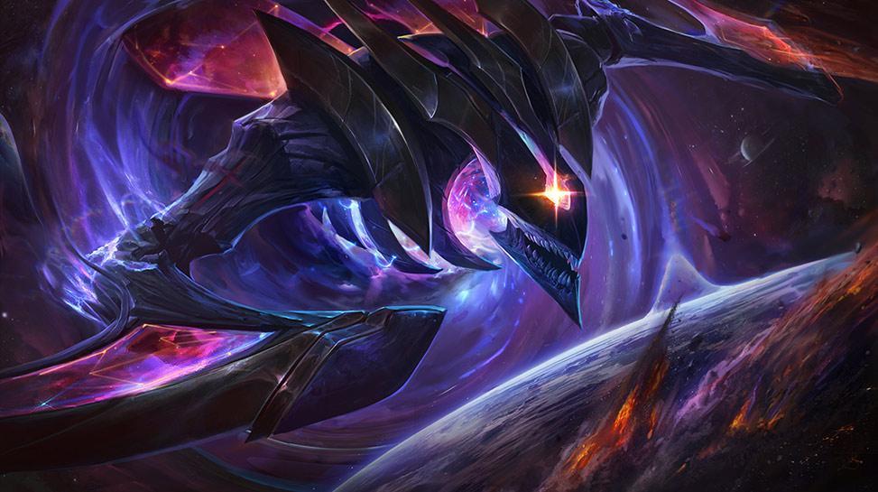 Темная Звезда. Как выглядит конец света поверсии League ofLegends | Канобу - Изображение 8
