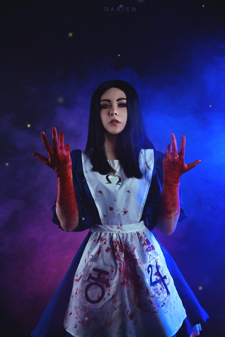 Косплей дня: Алиса Лидделл из игры Alice: Madness Returns. - Изображение 4