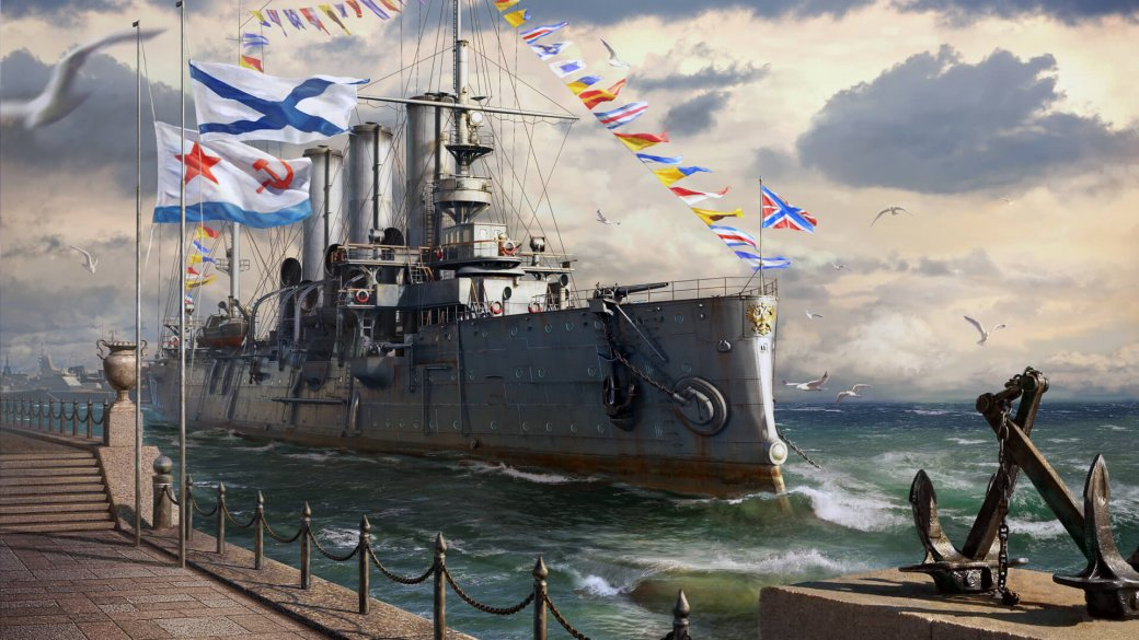 World of Warships Blitz на смартфоне и планшете | Канобу - Изображение 16