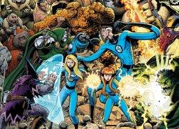 Фантастическая четверка наконец воссоединилась настраницах комиксов. Впервые с2015 года